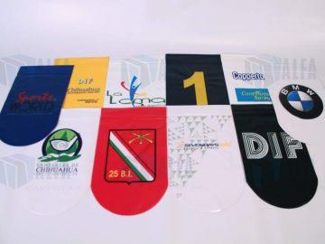 Banderines acuaticos impresos