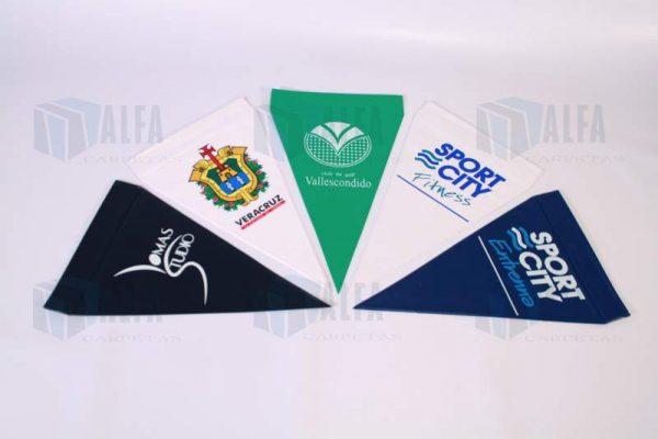 Banderines para carriles de nado