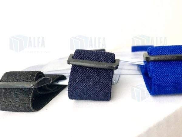 Gafete para brazo elasticos color (laboro)
