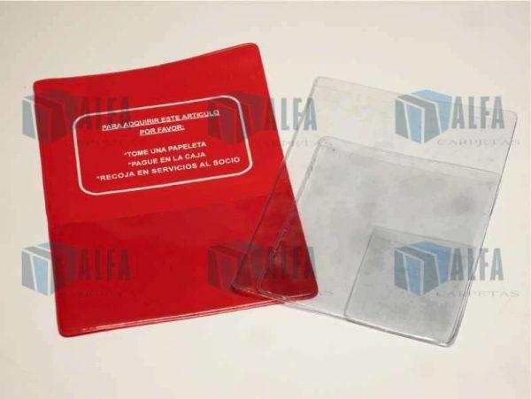 Micas de vinil plastico transparente para identificacion de precios y productos en almacenes
