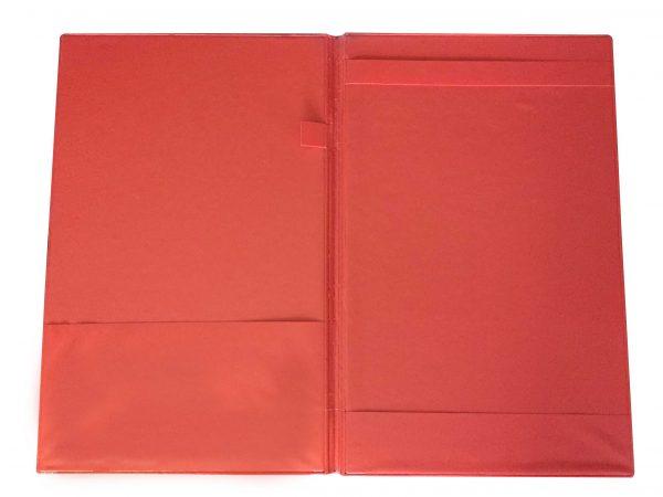folder portablock colores especiales plastico