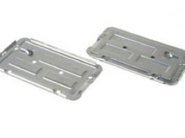 Base metalica para herraje registrador (HE28)