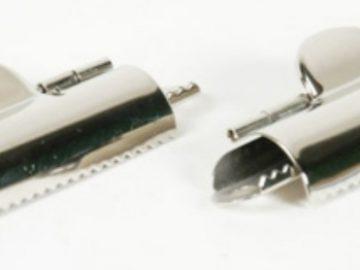Clip sujetador de documentos con dientes 7 cm (HE34)