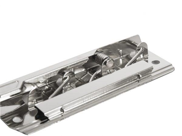 Sujetador de presión con palanca detalle (HE-6)