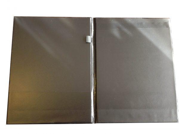 Folder congreso sellado interior vinil