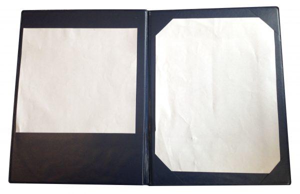 Folder porta diploma en vinil