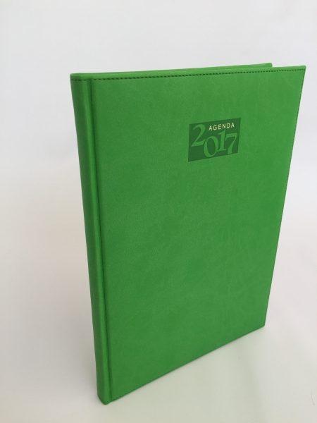 Agenda italiana Verde manzana (Mela)