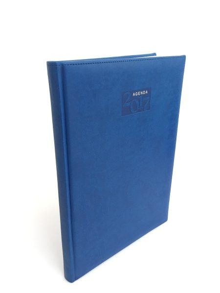 Agenda italiana azul