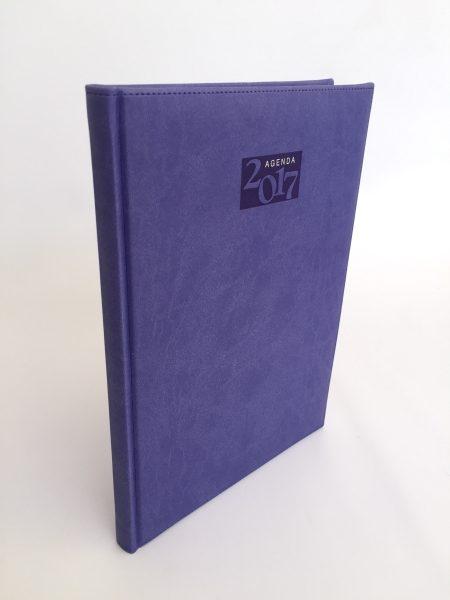 Agenda italiana violeta