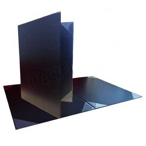 carpeta para diploma rigida plastico sellado