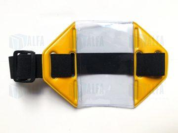 Portagafetes de brazo industrial resistente