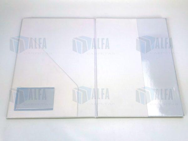Folder vinil impreso digital interior (TAE)