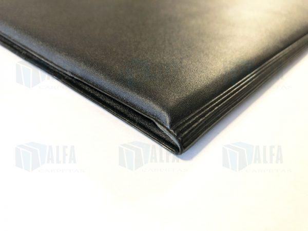 Folder vinil sellado con espuma