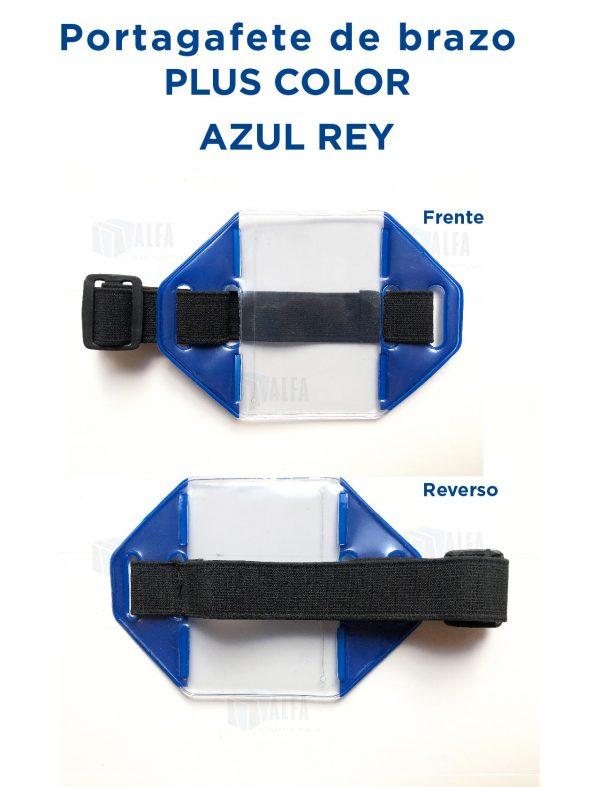 Gafete brazo Plus COLOR AZUL REY