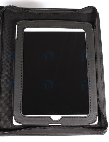 Porta tablet cierre perimetral