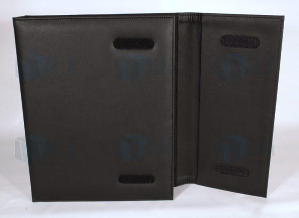 Velcro carpeta trapper tablet