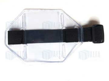 Gafete de brazo uso rudo para credencial