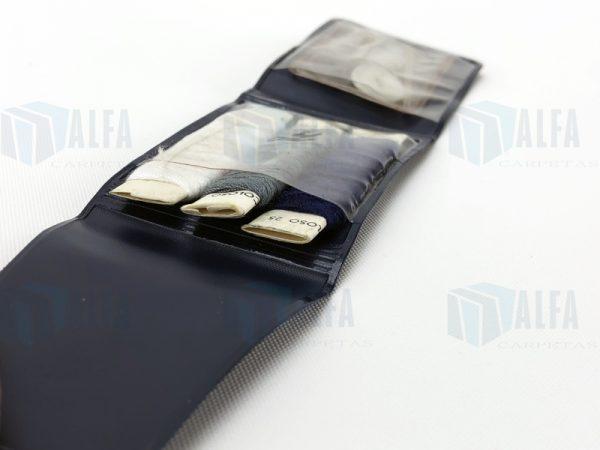 Costurero de bolsillo en vinil promocional 5