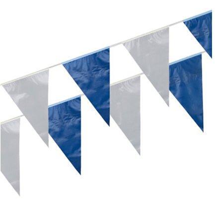 guia de banderin plastico venta inmobiliaria azul