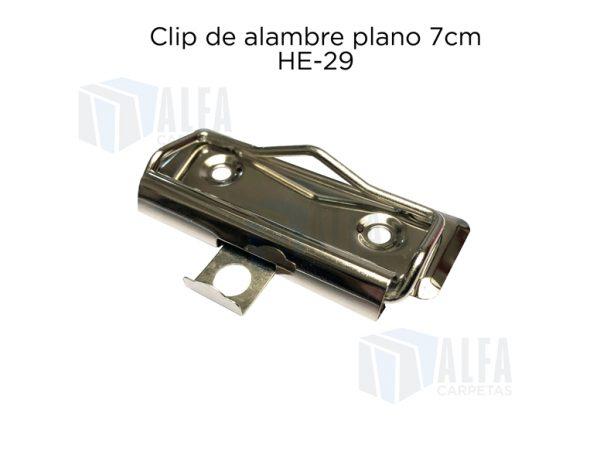 Clip HE29 colgante