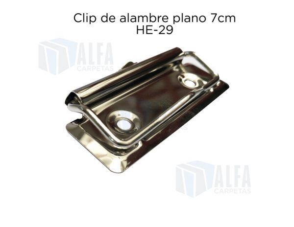 Clip HE29 lado